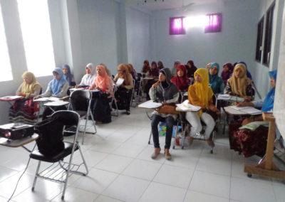 Ruang Kelas STAI YPBWI