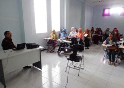Ruang Kelas STAI YPBWI B